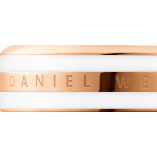 Кольцо Daniel Wellington Classic Ring Satin White