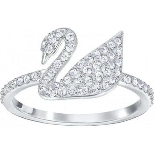 Кольцо Swarovski  Iconic Swan Silver